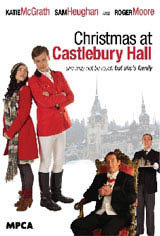 Christmas at Castlebury Hall Movie Poster