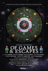 Of Games and Escapes Movie Poster