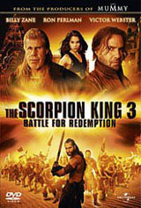 The Scorpion King 3: Battle for Redemption Movie Poster