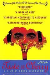 Taste Of Cherry Movie Poster