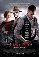 Lawless Movie Poster