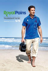 Royal Pains: Season Three Volume 1 Movie Poster