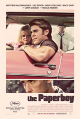 The Paperboy Movie Poster