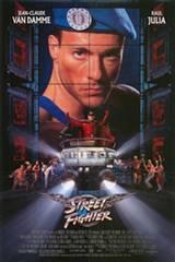 Street Fighter Movie Poster