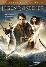 Legend of the Seeker: The Complete First Season Movie Poster