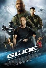 G.I. Joe: Retaliation - Super Bowl Spot Movie Poster