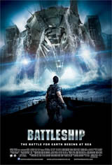 Battleship: Super Bowl Spot Movie Poster