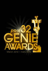 2012 Genie Awards Movie Poster