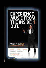 LA Phil Live: Dudamel Conducts Mahler (Encore) Movie Poster