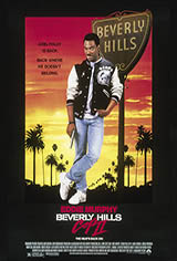 Beverly Hills Cop II Movie Poster