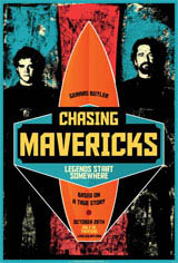 Chasing Mavericks Movie Poster