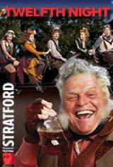 William Shakespeare's Twelfth Night Movie Poster