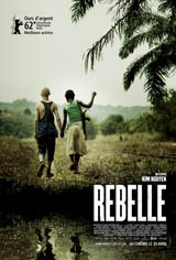 War Witch (Rebelle) Movie Poster