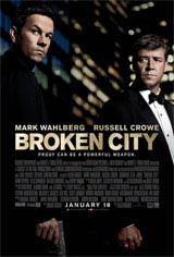 Broken City Movie Poster
