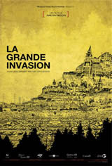 La grande invasion Movie Poster