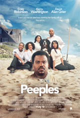 Tyler Perry Presents Peeples Movie Poster