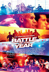 Battle of the Year Movie Poster