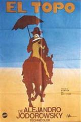 El Topo Movie Poster