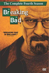 Breaking Bad: The Complete Fourth Season Movie Poster