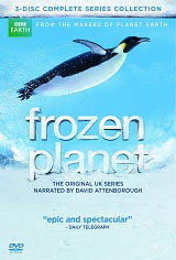Frozen Planet Movie Poster