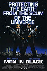 Men in Black Movie Poster