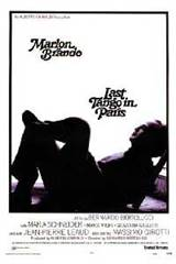 Last Tango In Paris Movie Poster