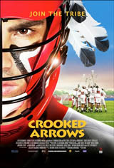 Crooked Arrows Movie Poster