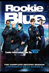 Rookie Blue: Season 2 Movie Poster