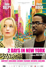 2 Days in New York Movie Poster