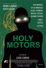 Holy Motors Movie Poster