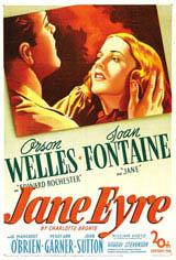 Jane Eyre (1944) Movie Poster