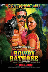 Rowdy Rathore Movie Poster