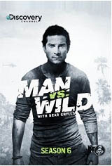 Man vs. Wild: Season 6 Movie Poster