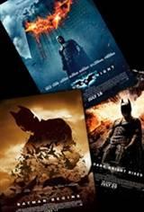 The Dark Knight Marathon Movie Poster
