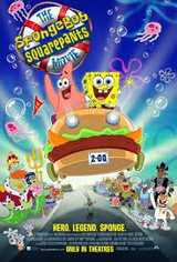 The Spongebob SquarePants Movie - Family Favourites Movie Poster