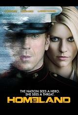 Homeland: Season 1 Movie Poster
