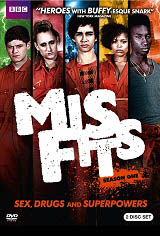 Misfits: Season One Movie Poster