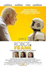 Robot & Frank Movie Poster