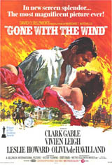 Gone With The Wind Movie Poster