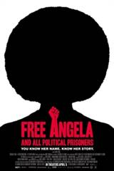 Free Angela & All Political Prisoners Movie Poster