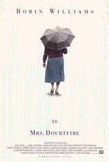 Mrs. Doubtfire Movie Poster