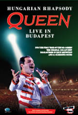 Queen: Hungarian Rhapsody - Live in Budapest '86 Movie Poster