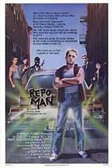 Repo Man Movie Poster
