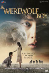 A Werewolf Boy Movie Poster