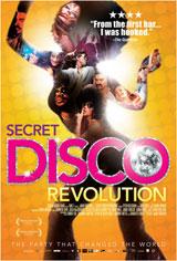The Secret Disco Revolution Movie Poster