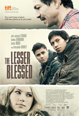 The Lesser Blessed Movie Poster