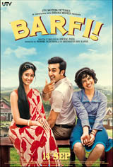Barfi! Movie Poster