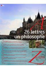 26 lettres et un philosophe Movie Poster