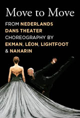Move to Move - Nederlands Dans Theater Movie Poster