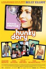 Hunky Dory Movie Poster